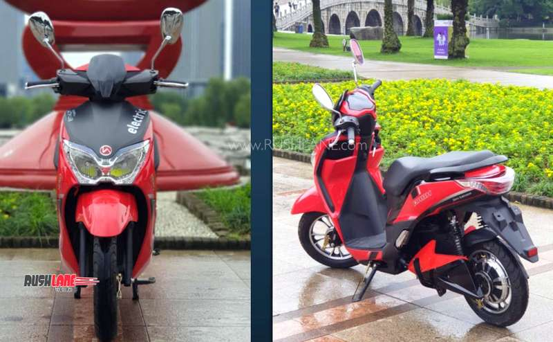 Hero Dash Electric Scooter Launch Price Rs 62k Drive