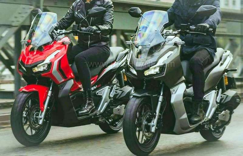 Honda 150 ADV scooter in huge demand - Production increased