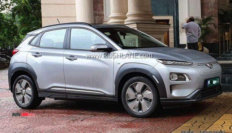 Hyundai Kona electric India