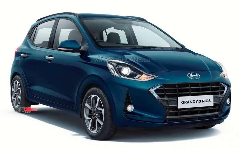 2020 Hyundai Grand i10 NIOS for India