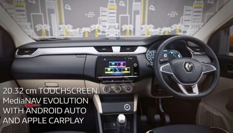 Renault Triber interior space, all 4 seating modes explained