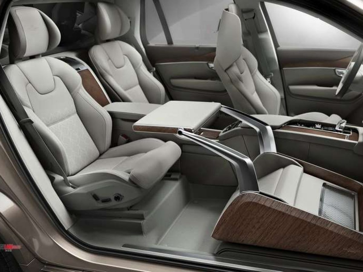 Volvo Xc90 Suv Ultra Luxury 3 Seater Variant Launch Price Rs 1 42 Cr