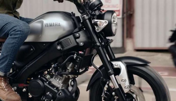 Yamaha Electric Motorcycle >> Yamaha R15 V3 based XSR 155 launched in Thailand - Price approx Rs 2.1 L
