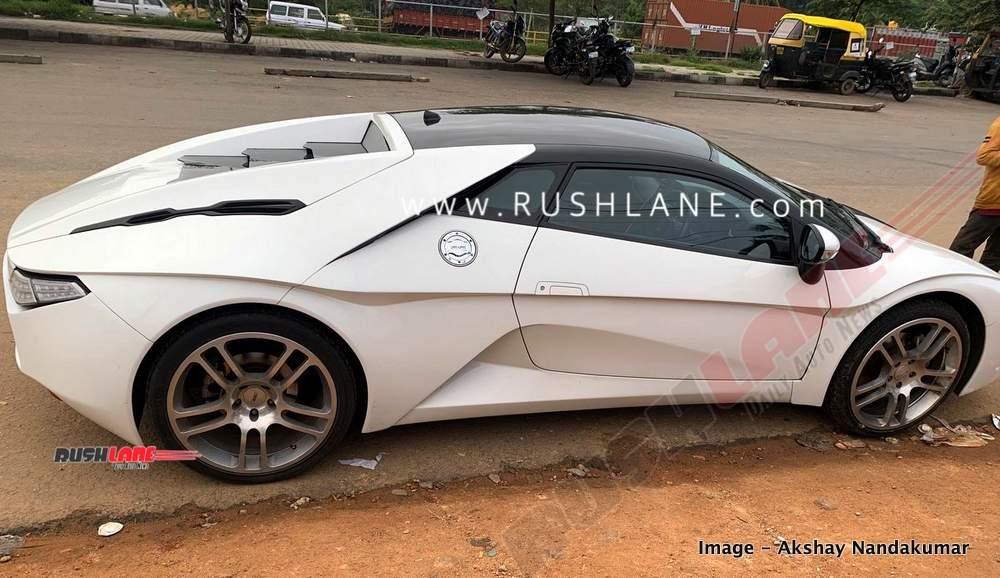 2019 DC Avanti sportscar