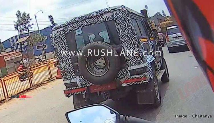 2020 Force Gurkha 4x4 2 door SUV