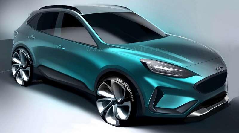 2020 Ford Figo