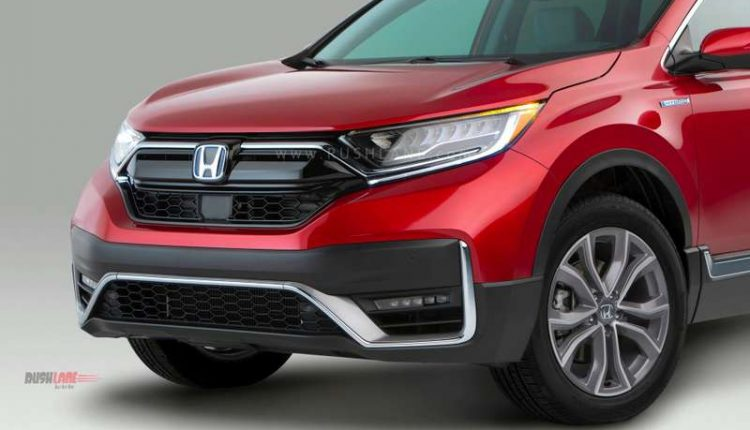 2020 honda crv facelift debuts with new features