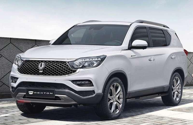 2020 Mahindra Alturas facelift launch next year – Rexton FL debuts