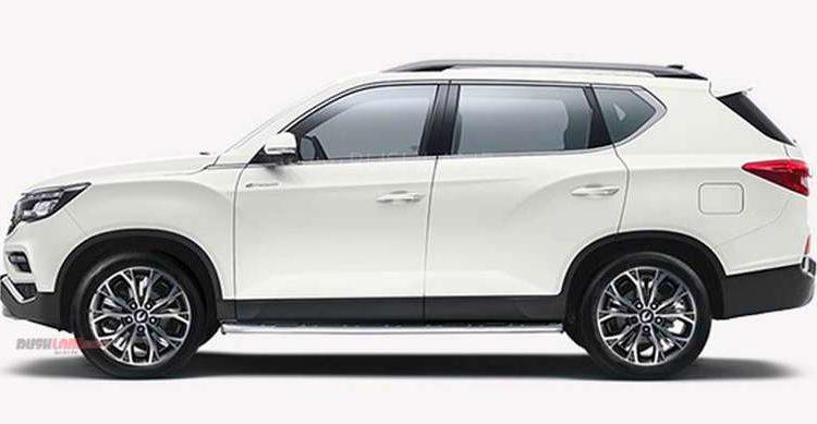 2020 Mahindra Alturas facelift launch next year - Rexton FL