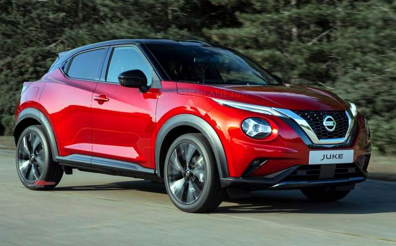 2020 Nissan Juke Debuts Shares Platform With Renault Captur