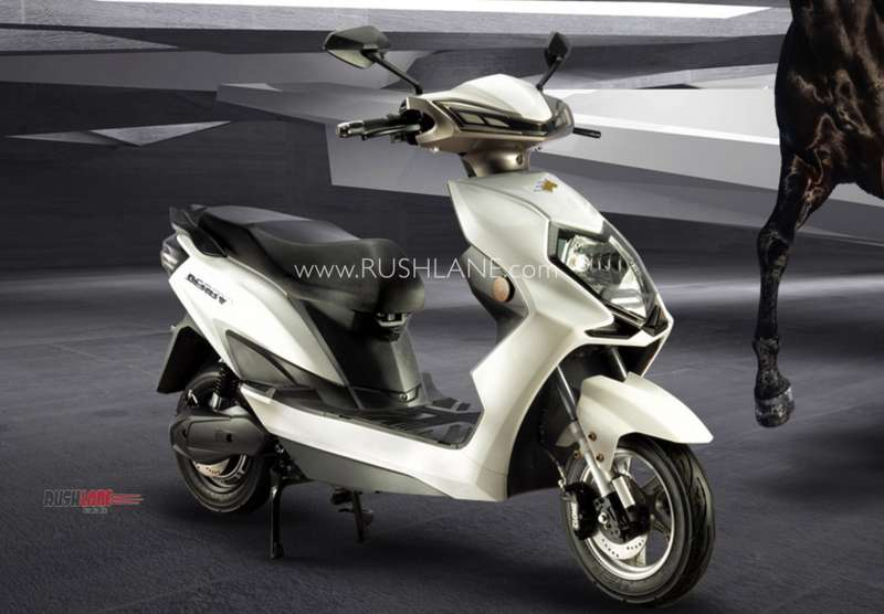Evolet electric scooters launched in India - Price from Rs 40k