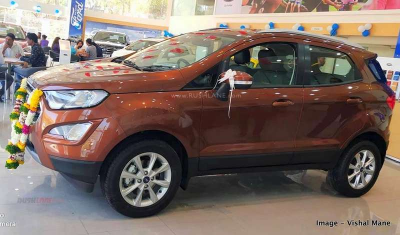 Ford EcoSport exports