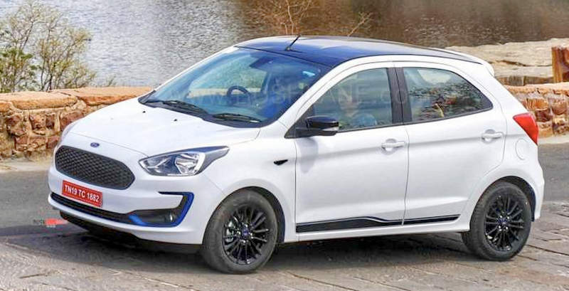 Ford Figo is made at the Gujarat plant.