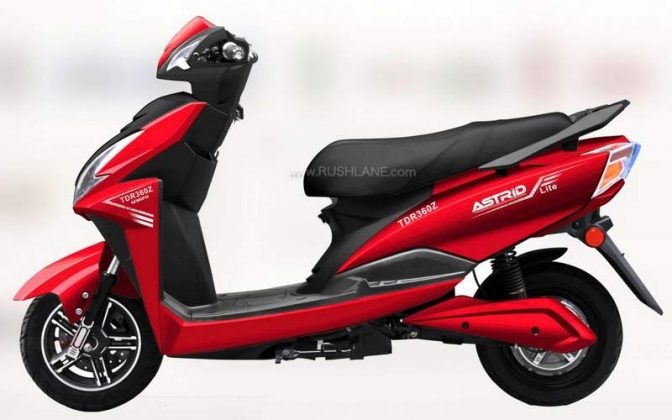 Gemopai electric scooter