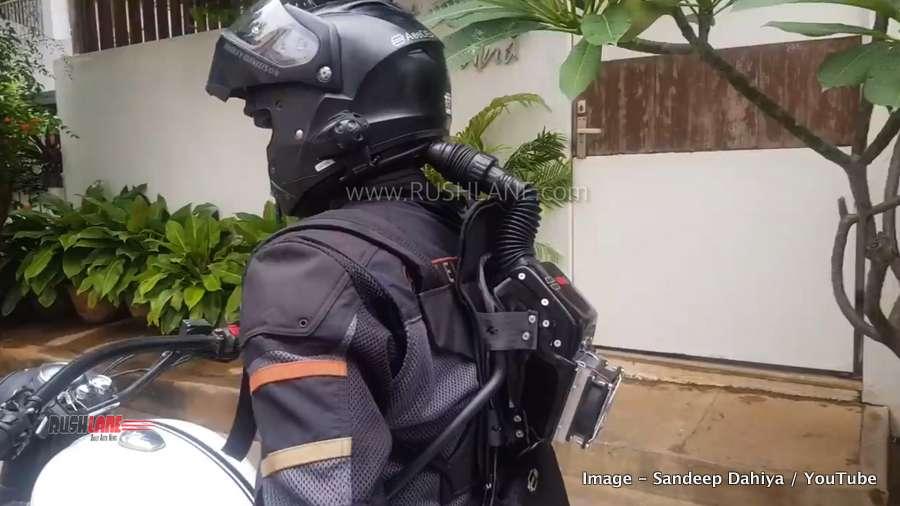 Helmet AC