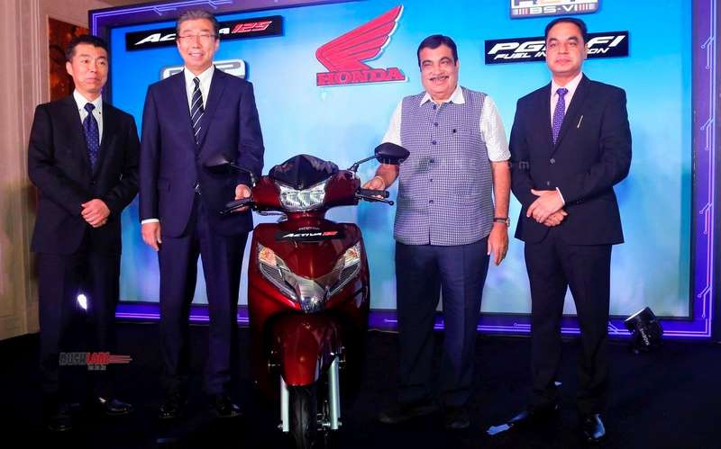 2019 Honda Activa BS6 with PGM FI - All you need to know - RushLane thumbnail