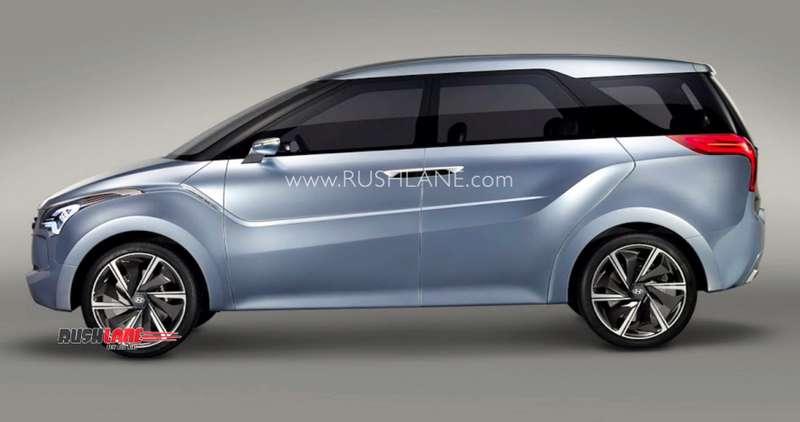 Hyundai new mpv