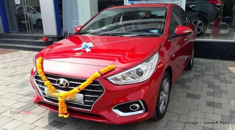 Hyundai Verna sales