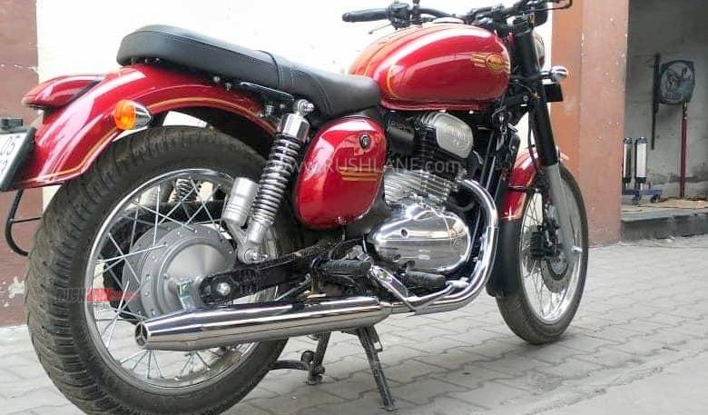 Jawa exhaust performance red rooster price