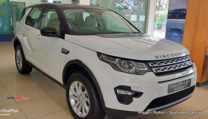 New Land Rover Discovery Sport Discount Offers Sep 2019 Rs