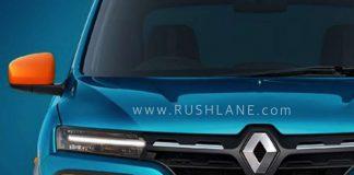 Renault Kwid teaser