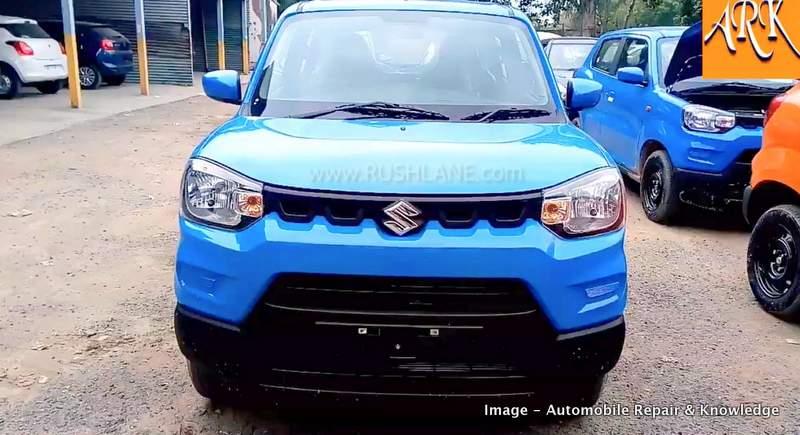 New Maruti Suzuki S Presso AMT Fully Revealed