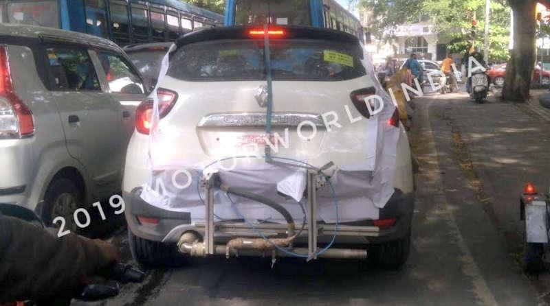 Renault Captur BS6 petrol