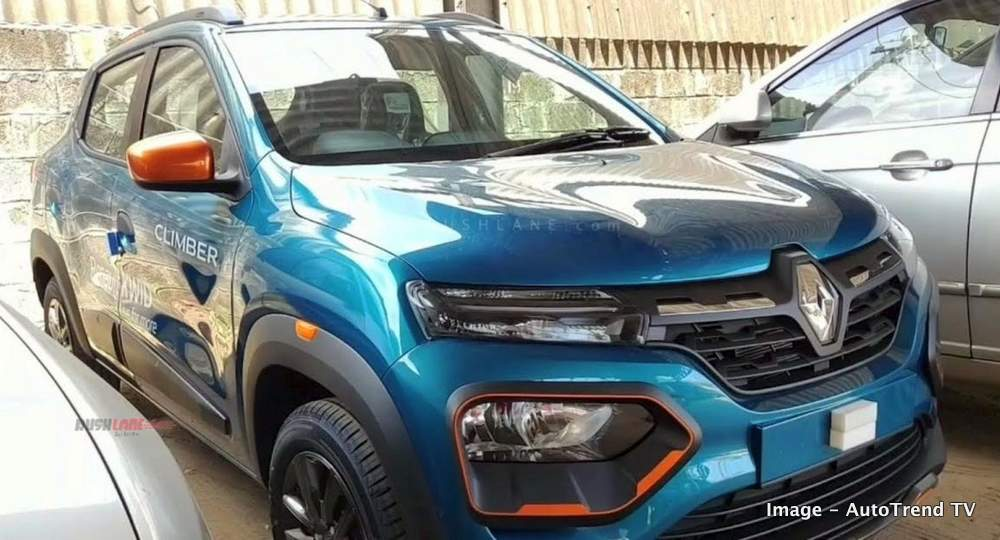 New Renault Kwid Climber Video