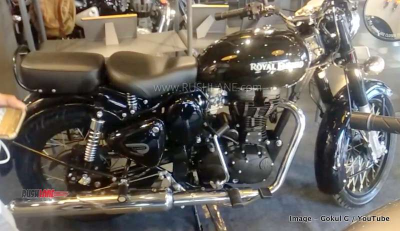 Royal Enfield Classic 350 cheaper variant