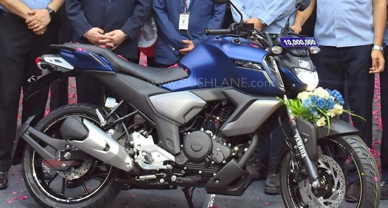 Yamaha FZ sales