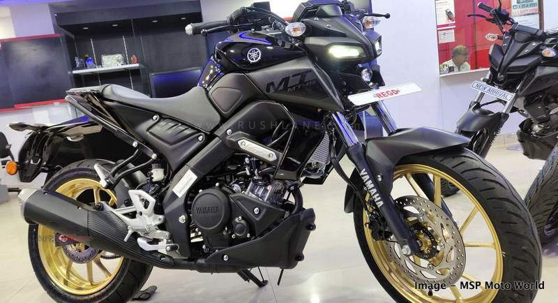 Yamaha MT15 sales