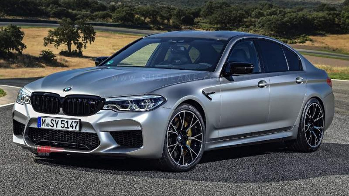 2019 Bmw M5 Competition Launched Price Rs 1 55 Cr