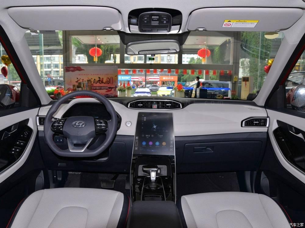 2020 hyundai creta arrives at dealership in china