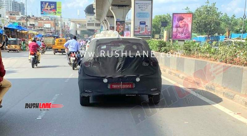 2020 Hyundai i20 India