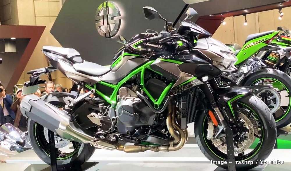 2020 Kawasaki Ninja ZH2