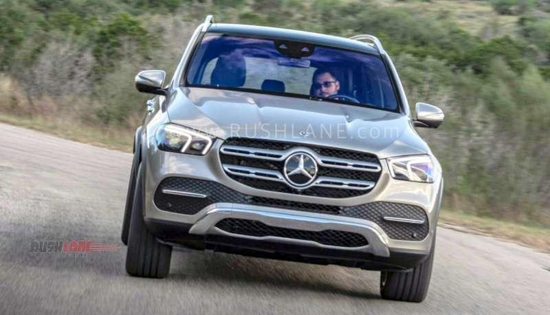 2020 Mercedes GLE SUV