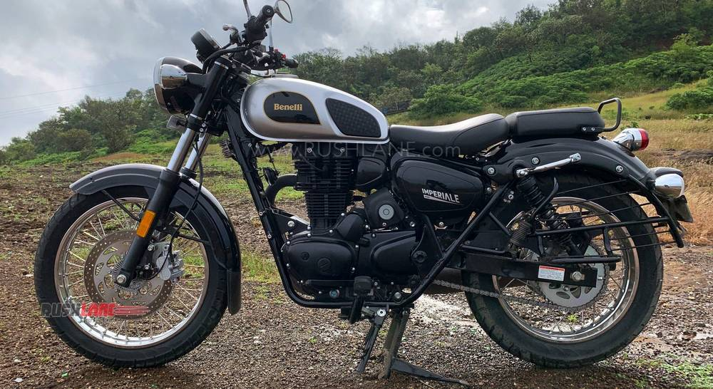 Benelli Imperiale 400 bookings