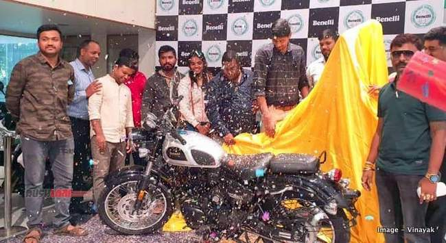 Benelli Imperiale delivery starts