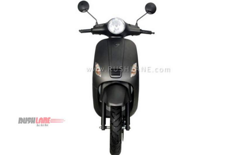Benling Aura electric scooter India