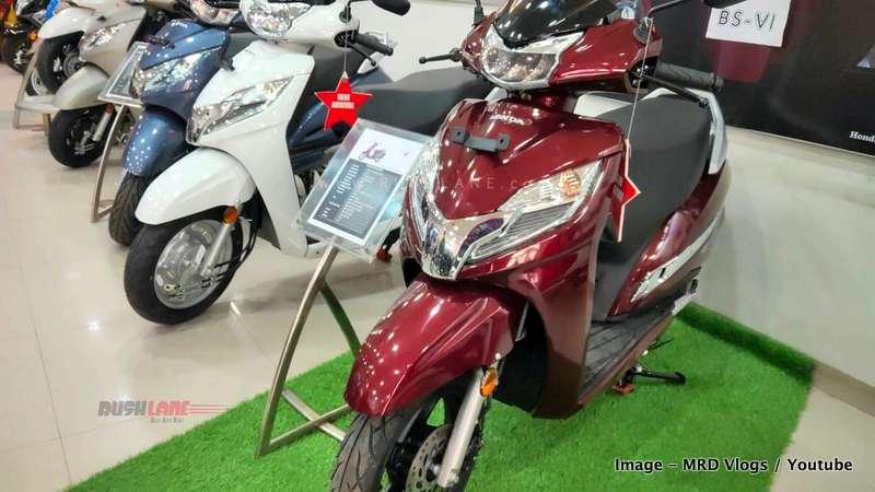 Honda Activa BS6 125