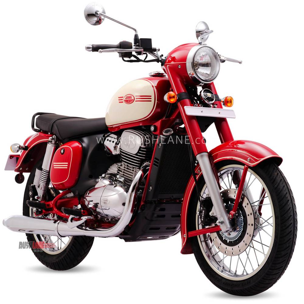 Jawa Classic 300 Anniversary Edition unveiled - Price revealed - RushLane thumbnail