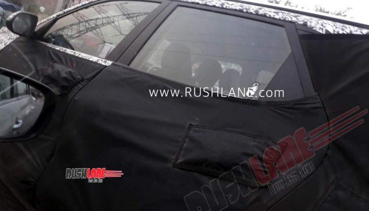 Kia mini SUV sub 4m