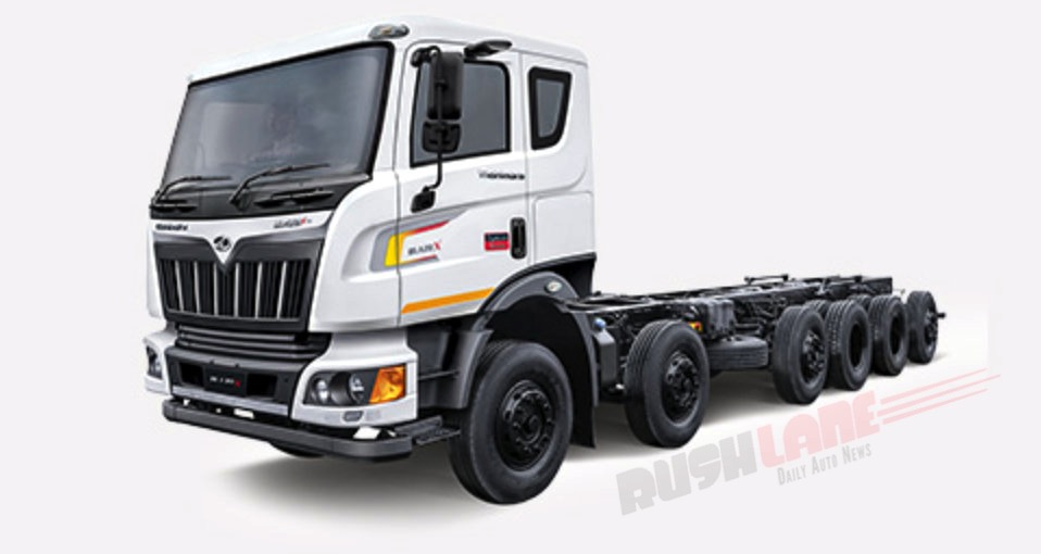 Mahindra BS6 truck launch