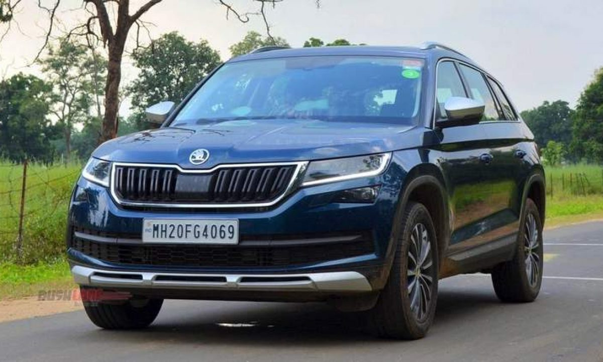 New Skoda Kodiaq Scout Review - Diesel DSG with 4x4