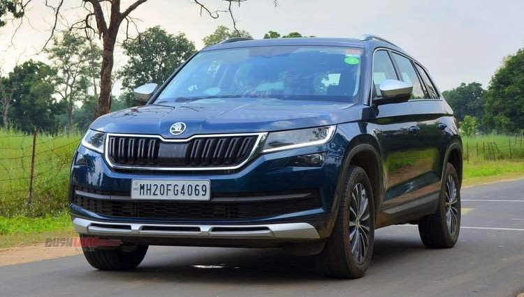 2019 Skoda Kodiaq Scout review