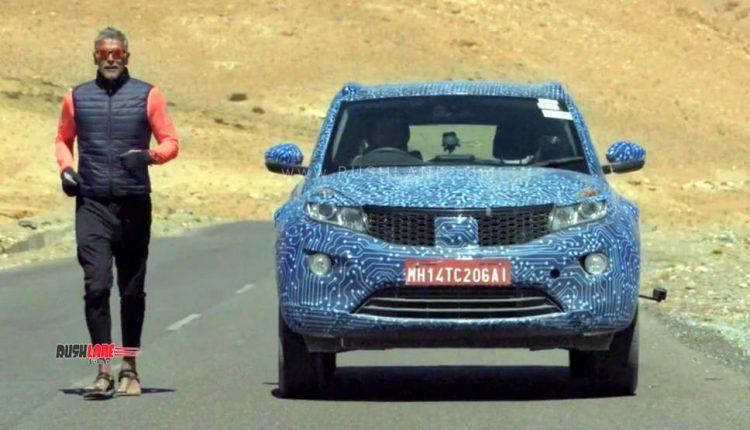 Tata Nexon electric drive impression