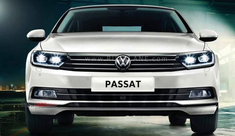 Volkswagen Passat India