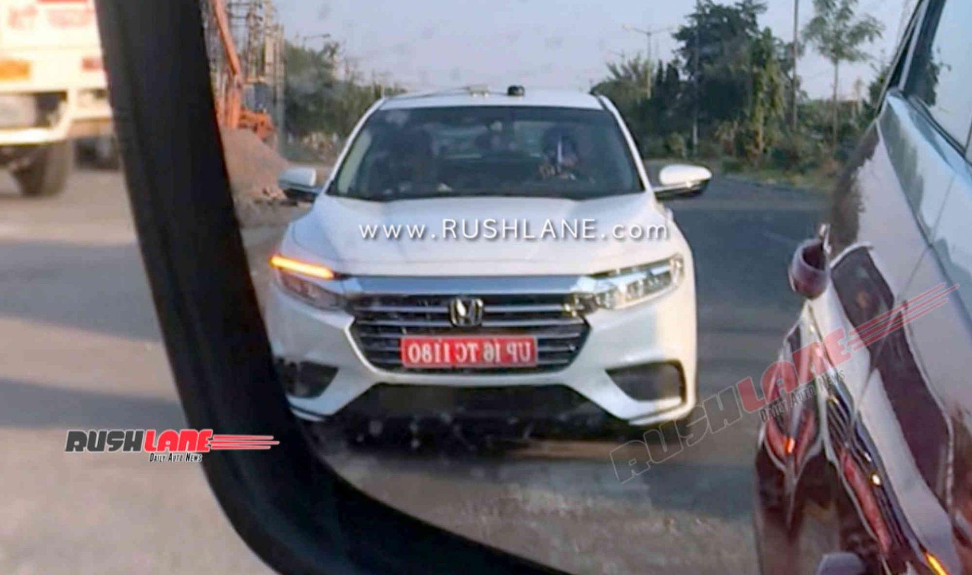 New Honda Insight Hybrid sedan
