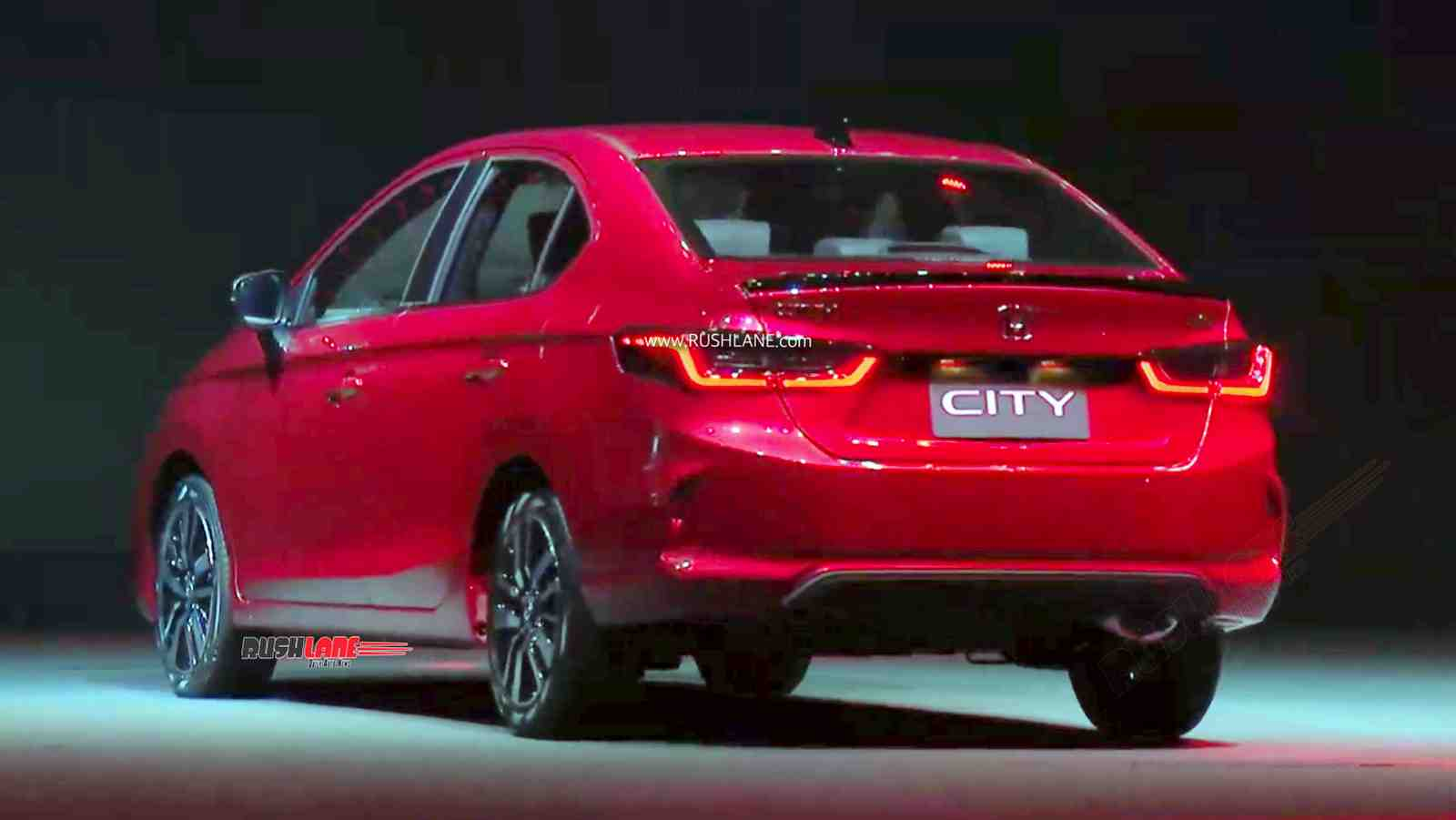 2020 Honda City RS TURBO 1 liter launched - Price ...