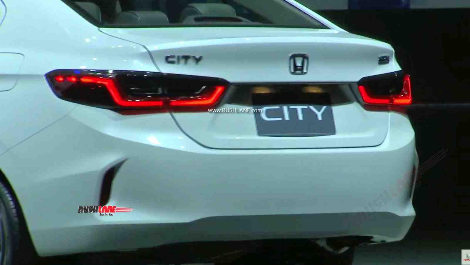 2020 Honda City
